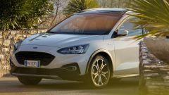 Ford Focus Active Wagon, la prova: effetto crossover - Immagine: 11