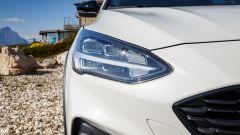Ford Focus Active Wagon, la prova: effetto crossover - Immagine: 13