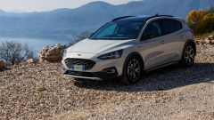 Ford Focus Active Wagon, la prova: effetto crossover - Immagine: 15