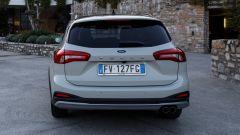 Ford Focus Active Wagon, la prova: effetto crossover - Immagine: 16