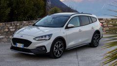Ford Focus Active Wagon, la prova: effetto crossover - Immagine: 17