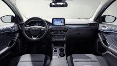 Ford Focus Active Wagon, la prova: effetto crossover - Immagine: 3