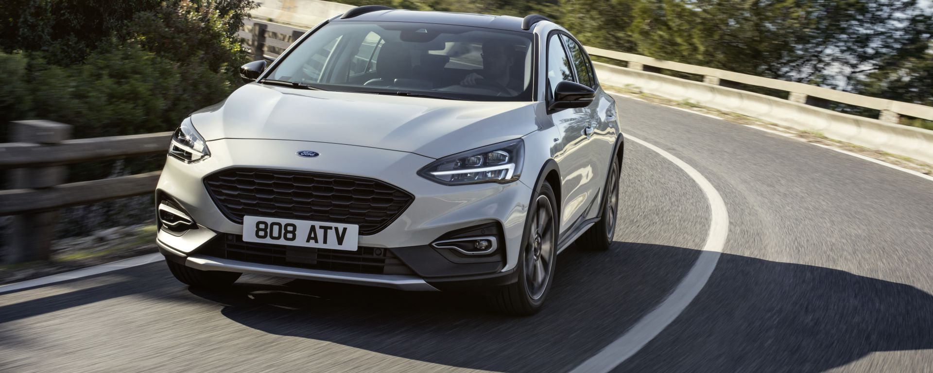 Ford Focus Active Wagon, la prova su strada