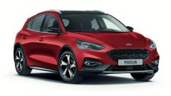 Ford Focus Active X Vignale Hatchback