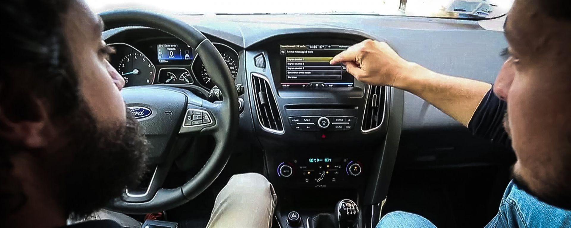 Ford Focus 2015: chiedi e ti sarà detto