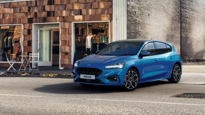 Ford Focus EcoBoost Hybrid