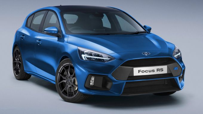 Ford Focus RS 2021, un rendering