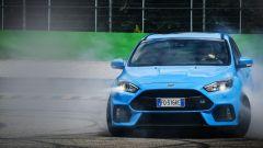Ford Focus RS: col Drift Mode il 70% della coppia viene trasferito all'asse posteriore