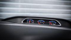 Ford Focus RS: i 3 indicatori per pressione turbo e temperatura e pressione dell'olio