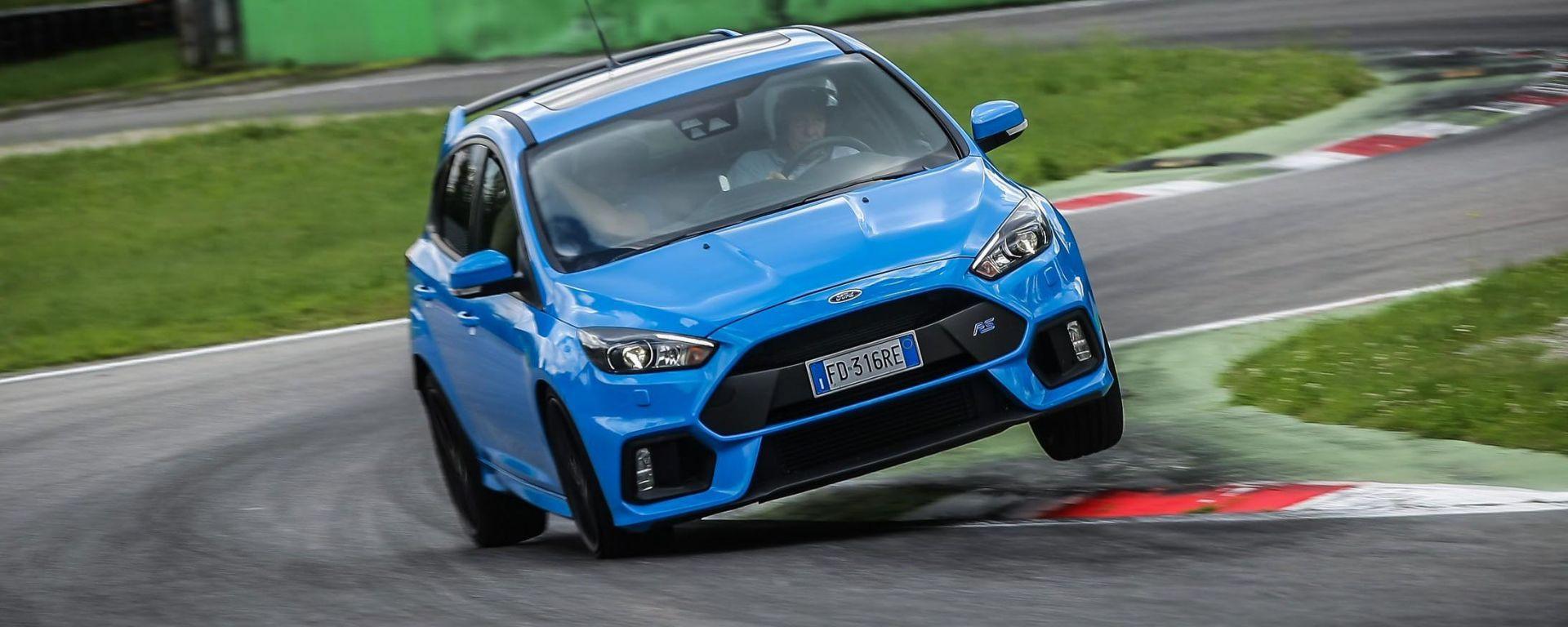 Ford Focus RS, il Drift Mode è nato così: per caso