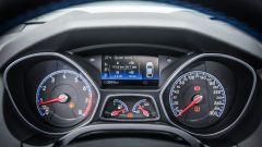 Ford Focus RS: il fondoscala del tachimetro arriva a 300 km/h