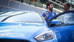 Ford Focus RS: in pista con 350 cv (e uno strano ospite) - Immagine: 11