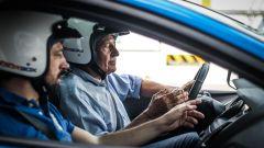 Ford Focus RS: in pista con 350 cv (e uno strano ospite) - Immagine: 20