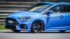 Ford Focus RS: in pista con 350 cv (e uno strano ospite) - Immagine: 34