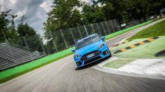 Ford Focus RS: in pista con 350 cv (e uno strano ospite) - Immagine: 36
