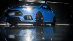 Ford Focus RS: in pista con 350 cv (e uno strano ospite) - Immagine: 64