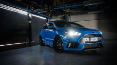 Ford Focus RS: in pista con 350 cv (e uno strano ospite) - Immagine: 65