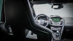 Ford Focus RS: in pista con 350 cv (e uno strano ospite) - Immagine: 77