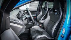 Ford Focus RS: in pista con 350 cv (e uno strano ospite) - Immagine: 79