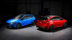 Ford Focus RS Limited Edition anche nel colore Race Red