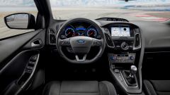 Ford Focus RS Limited Edition by Ford Performance, gli interni