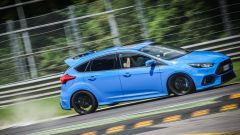 Ford Focus RS: sterzo preciso per chirurgici inserimenti in curva