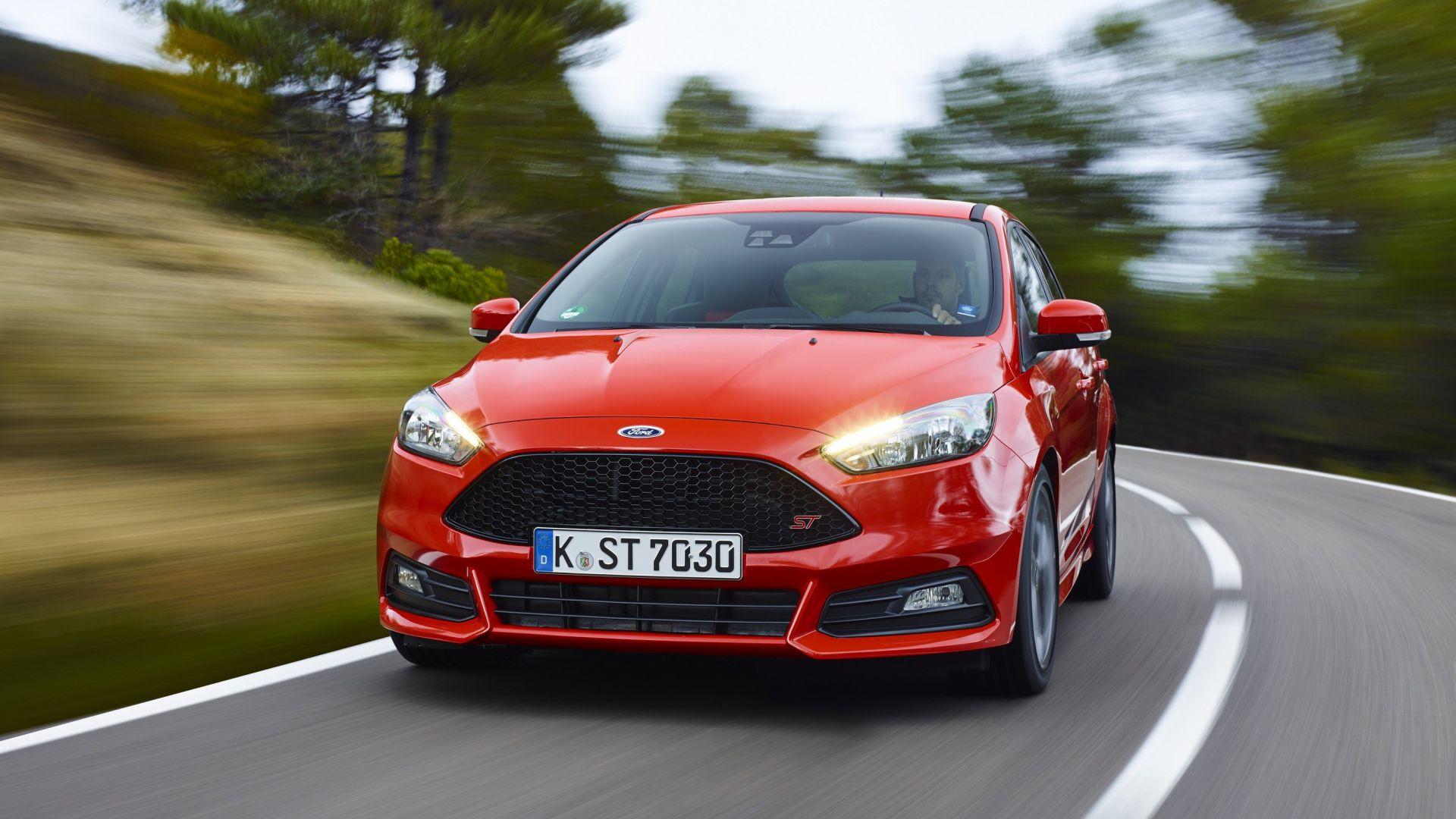 Focus St Vs Gti >> Primo contatto: Ford Focus ST - MotorBox