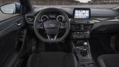 Ford Focus ST 2019, gli interni
