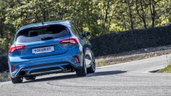 Ford Focus ST 2019, handling