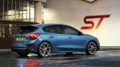 Ford Focus ST 2019, tecnica e design