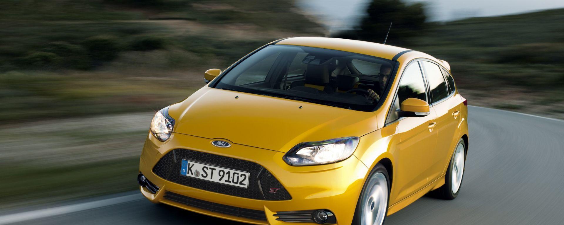 Ford Focus ST, a partire da 30.500 euro