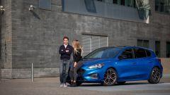 Ford Focus ST Line: look sportivo e QI altissimo, ma Giulia...  - Immagine: 8