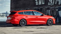 Ford Focus ST Wagon laterale