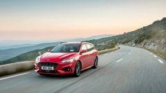 Ford Focus station wagon 2018: la regina della famiglia - Immagine: 4