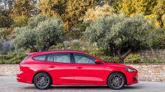 Ford Focus station wagon 2018: la regina della famiglia - Immagine: 10