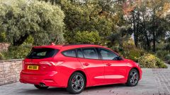 Ford Focus station wagon 2018: la regina della famiglia - Immagine: 11