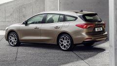 Ford Focus Station Wagon 2018: tutte le immagini