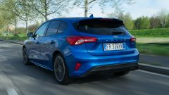 Ford Focus, vista 3/4 posteriore