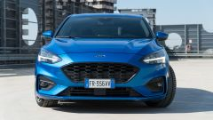 Ford Focus, vista frontale