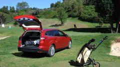 Ford Focus Wagon 2011, il bagagliaio