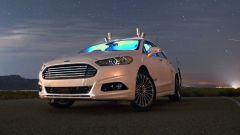 Ford e la guida autonoma al buio - Immagine: 1