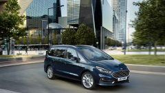 Nuova Ford Galaxy Vignale: scheda tecnica, motori, prezzo