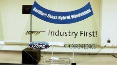 Ford: parabrezza Gorilla Glass per la GT - Immagine: 2