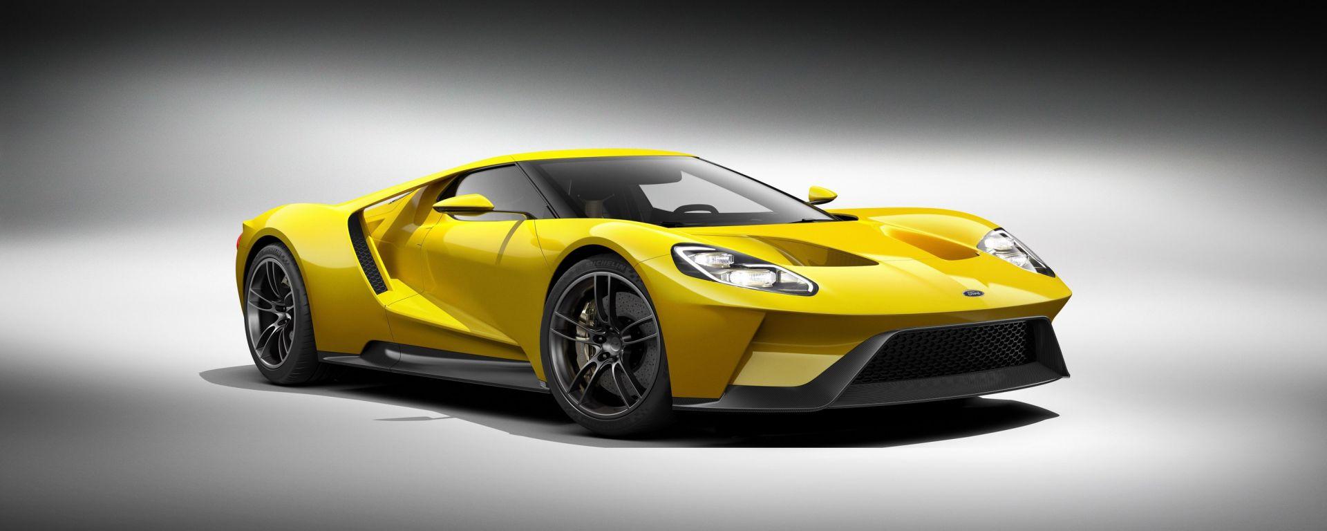 Ford GT: altre 350 in produzione. Affrettatevi!