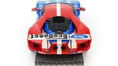 Ford GT Le Mans: la 24 Ore di Le Mans col modellino Lego - Immagine: 3