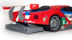 Ford GT Le Mans: la 24 Ore di Le Mans col modellino Lego - Immagine: 5
