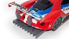 Ford GT Le Mans: la 24 Ore di Le Mans col modellino Lego - Immagine: 6
