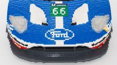 Ford GT Le Mans: la 24 Ore di Le Mans col modellino Lego - Immagine: 8