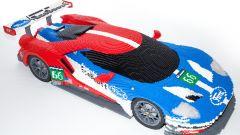 Ford GT Le Mans: la 24 Ore di Le Mans col modellino Lego - Immagine: 9