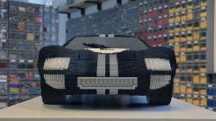 Ford GT Le Mans: la 24 Ore di Le Mans col modellino Lego - Immagine: 13